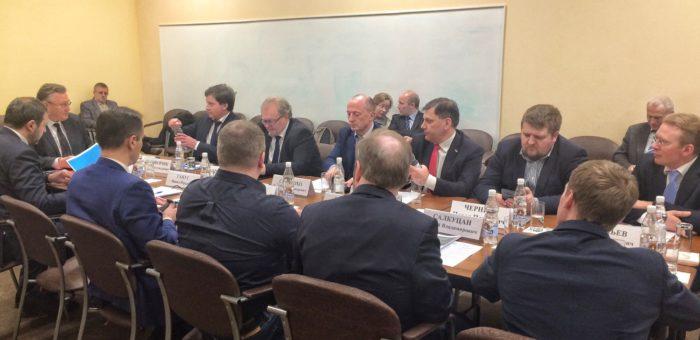 Состоялось второе заседание Совета по реализации Национальной технологической инициативы на территории Санкт-Петербурга