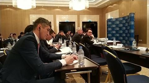 Панельная дискуссия «Квалификационные требования к специалистам будущего»