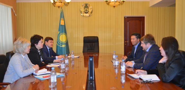 В 2018 году в Казахстане состоится Международный форум рабочей молодежи