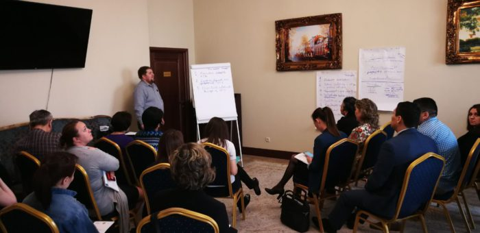 Российские эксперты проводят обучение для разработчиков отраслевых рамок квалификаций в Республике Казахстан