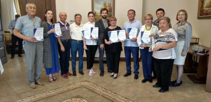 Итоги обучения разработчиков отраслевых рамок квалификаций в Республике Казахстан