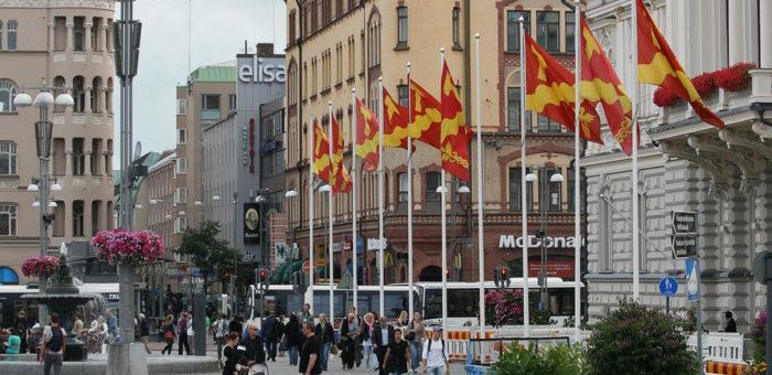 Цифровизация территорий на примере Smart Tampere EcoSystem