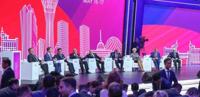«Вдохновляющий рост: люди, города, экономики»: обзор АЭФ 2019